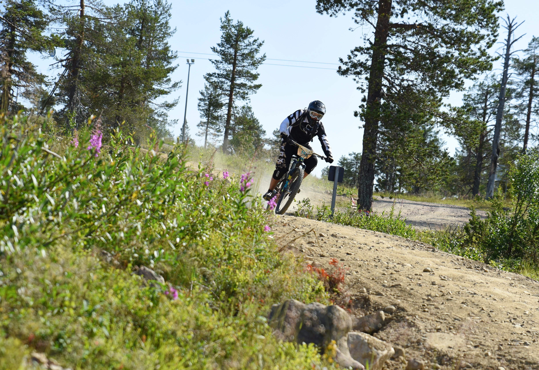 Levi Bike Park ENDUROREITTI EXPRESS BLACK