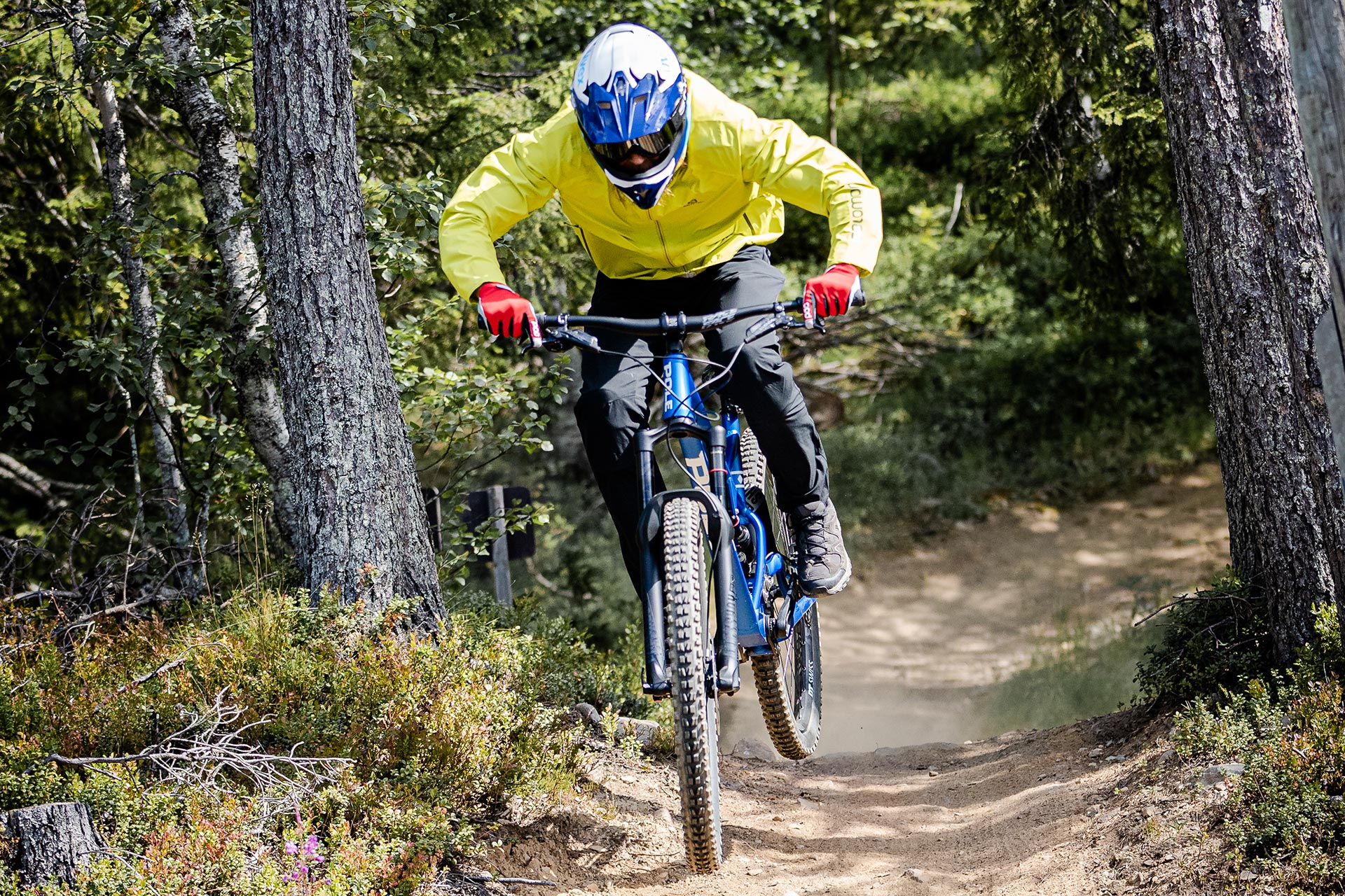 Levi Bike Park ENDUROREITTI DRAIVI