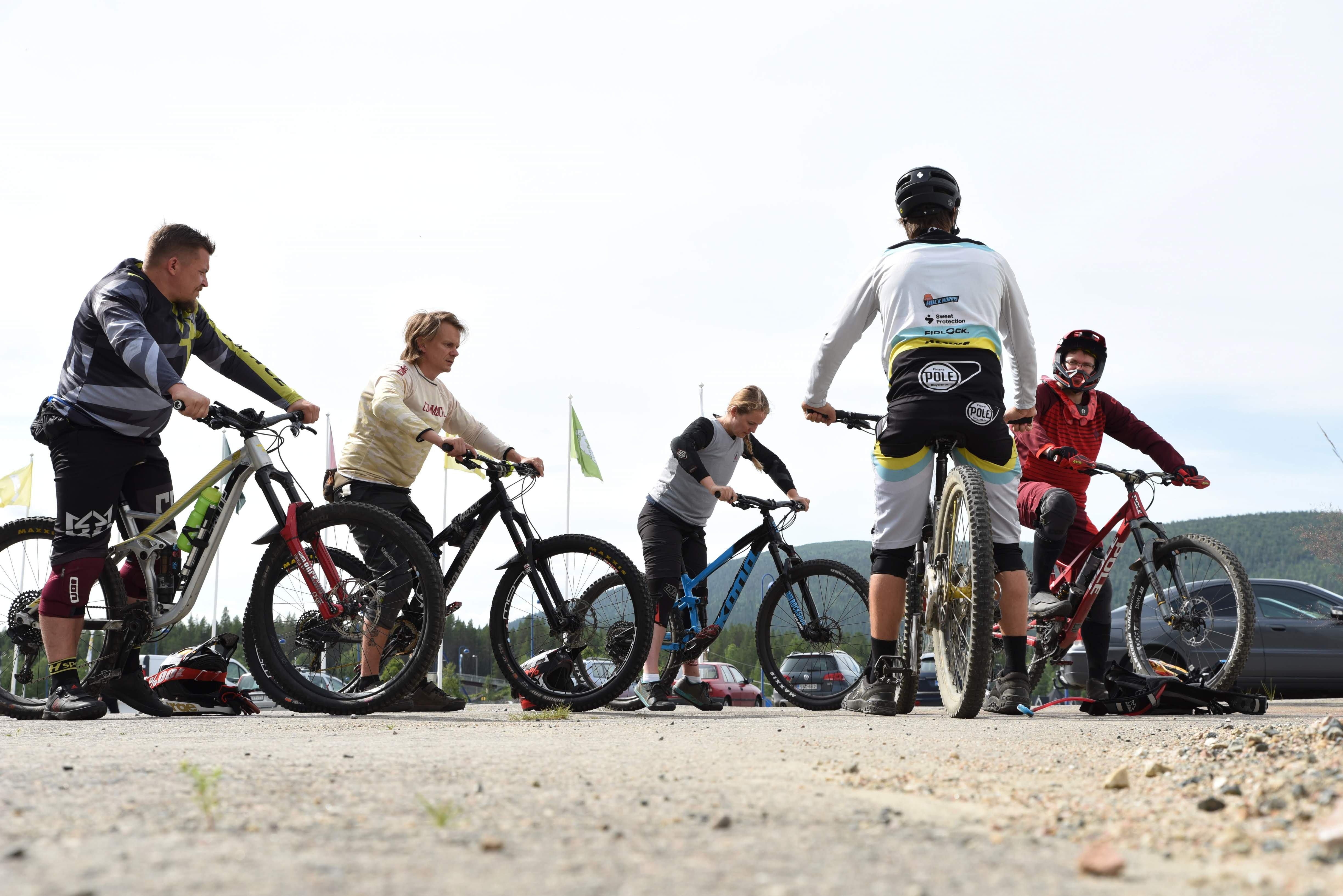 Levi Bike Park EXPRESS RUN
