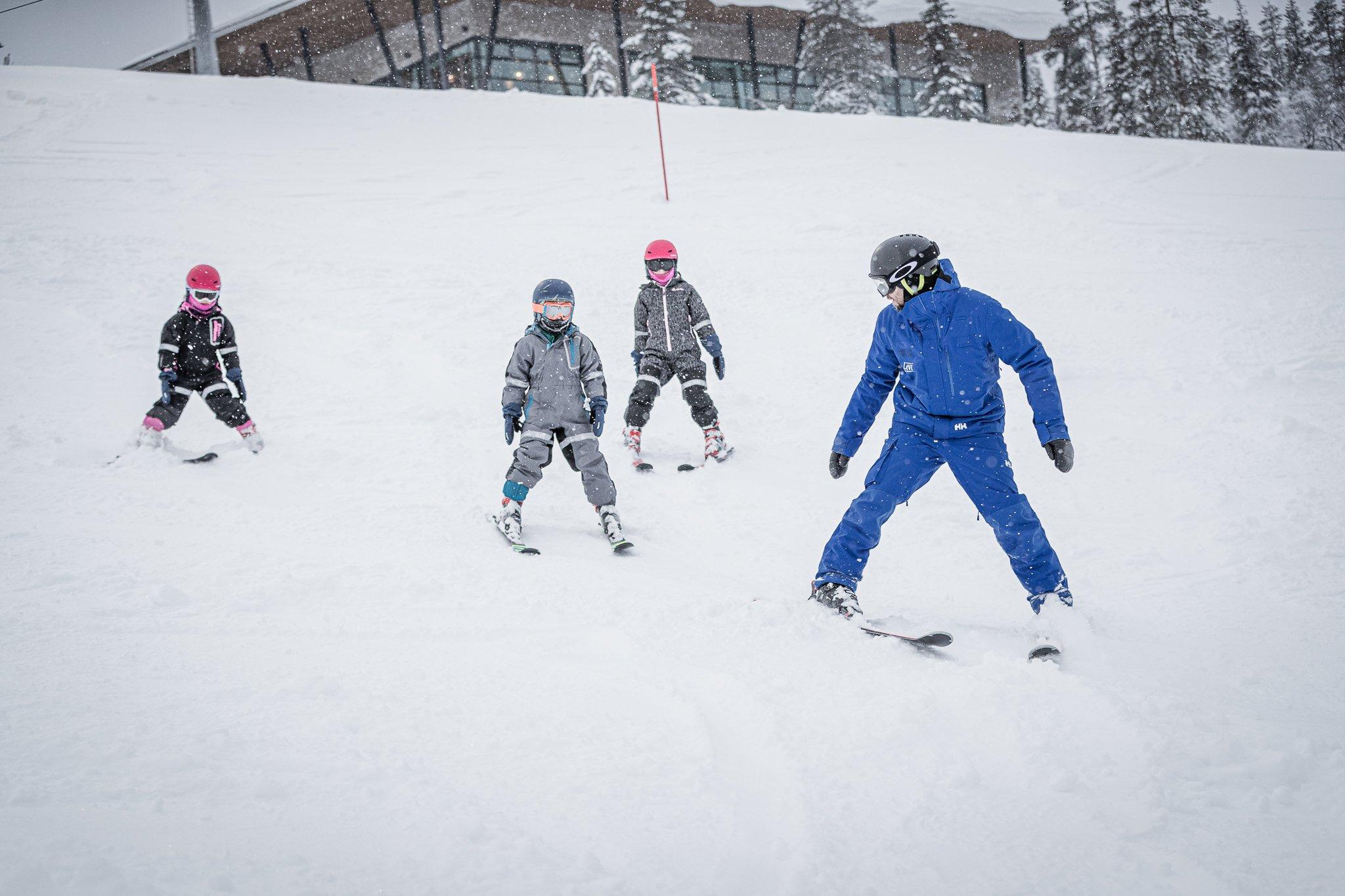 3day ski school