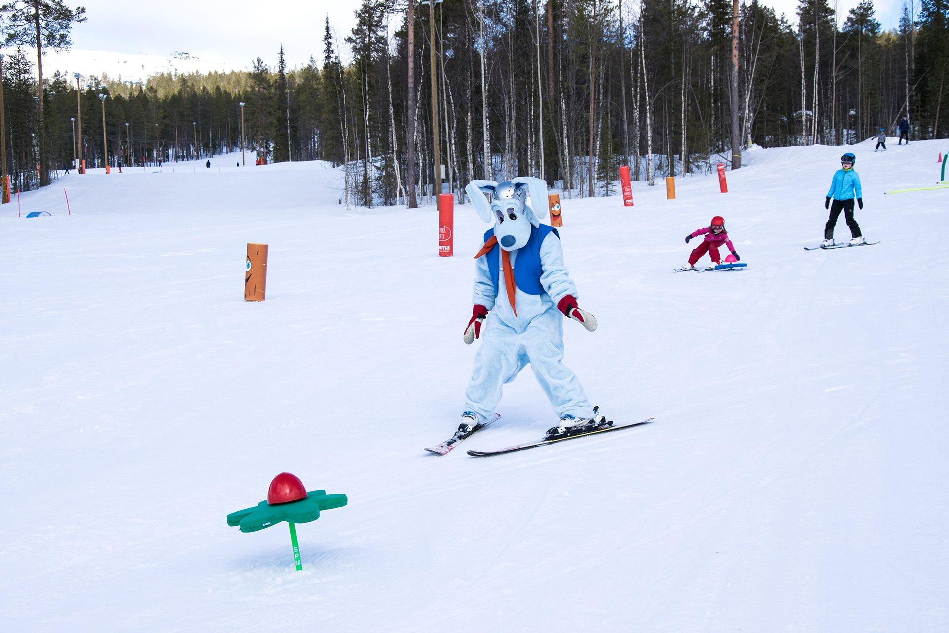Levi_Werneri_ski_school