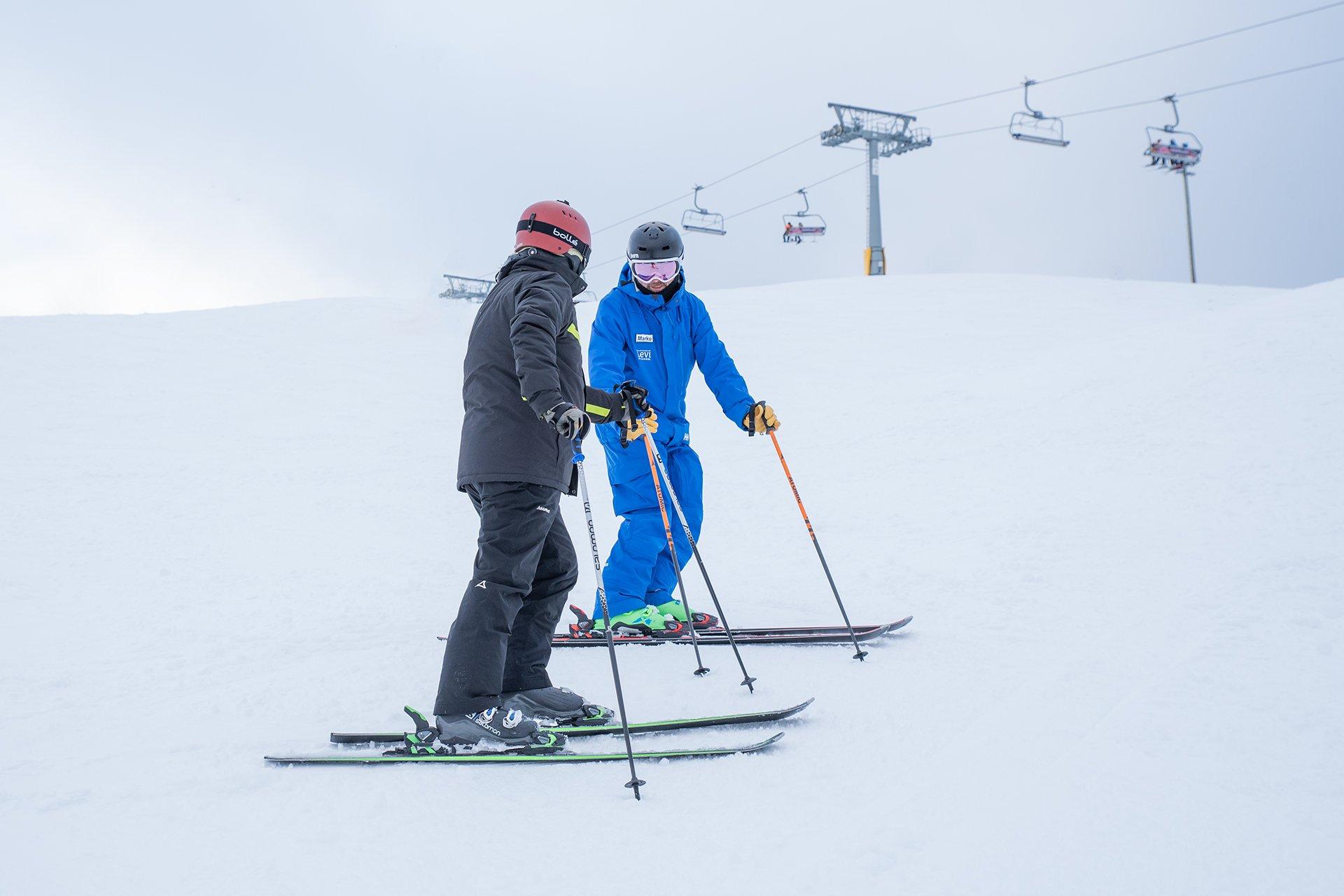 Levi_ski_School_yksityisopetus