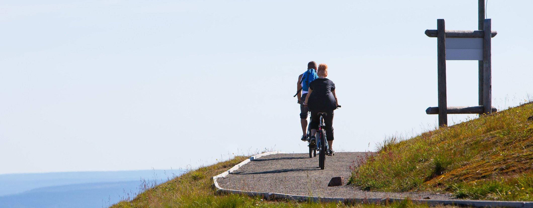 Levi_mountain_biking