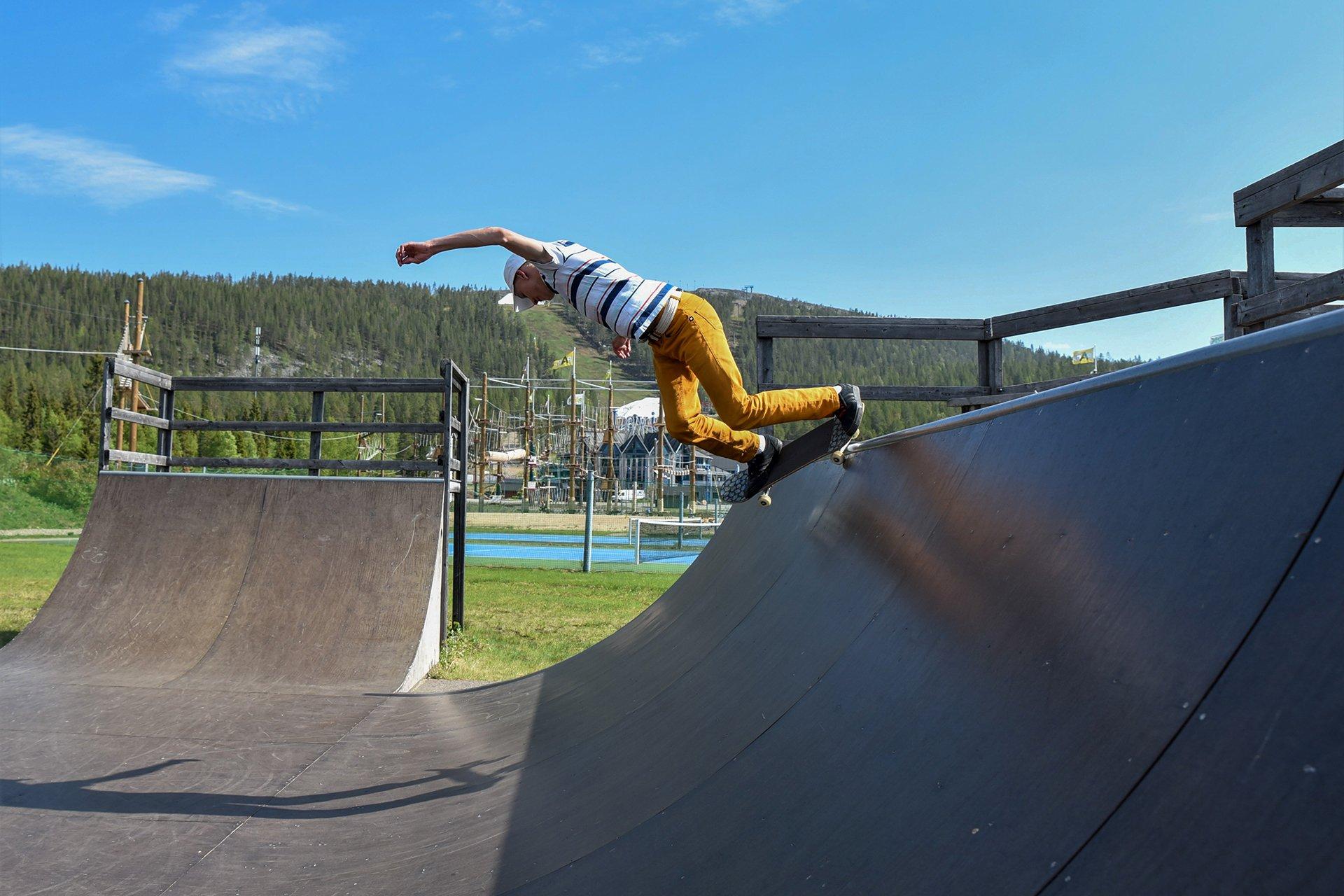 levi skatepark