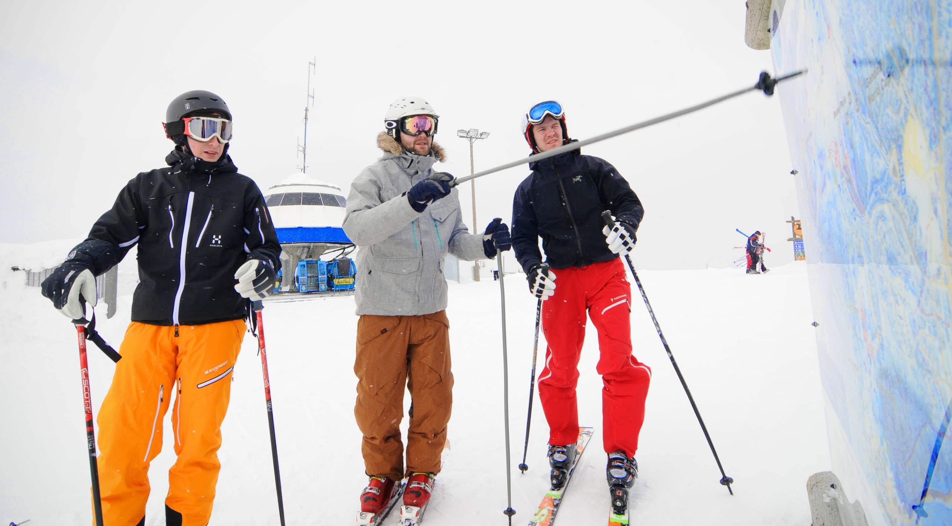 Levi_ski_resort_groups