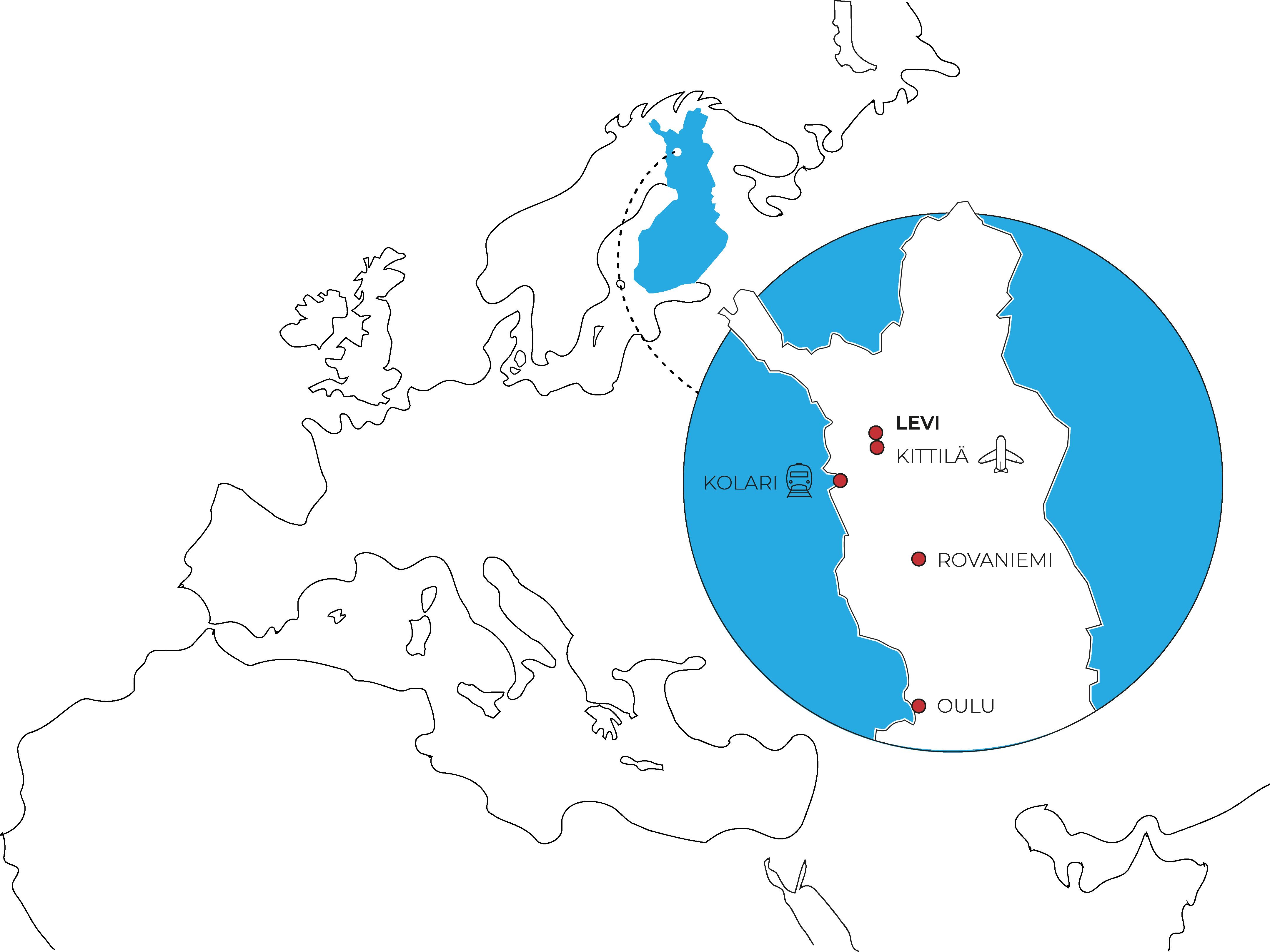 levi-location