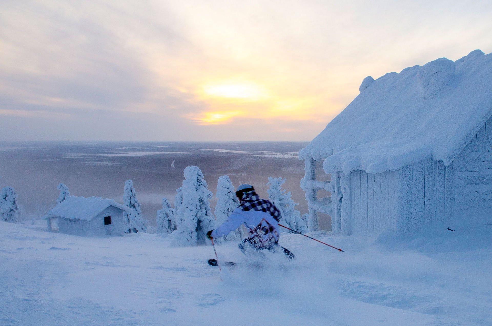 Levi_Lapland_ski_8190