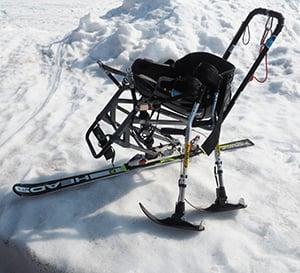 monoski-levi-ski-school